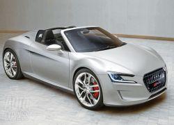 Audi R4 пополнит ряды экзотичных спорткаров