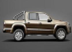 Volkswagen представит новый пикап в декабре