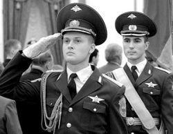 В ВС РФ могут быть введены новые воинские звания