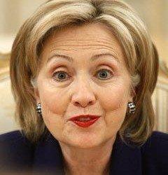 Хиллари приехала в Москву спасать лицо президента