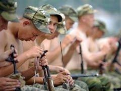 С начала года в армии погибли 273 военнослужащих