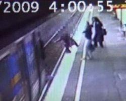 Малыш в коляске попал под поезд