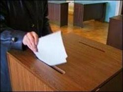 Осень 2009. Политические итоги выборов