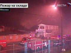 На складе возле Черкизовского рынка сгорел конфискат