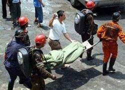 Из-за газа на угольной шахте в Китае погибли 8 человек