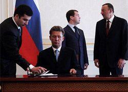 Баку ищет альтернативные пути экспорта газа