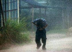 Бушующий над Мексикой ураган усилился