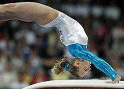 Гимнастика: лучшая россиянка - лишь десятая