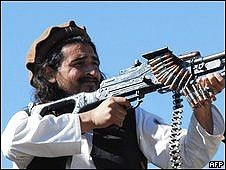 Армия Пакистана наступает на талибов