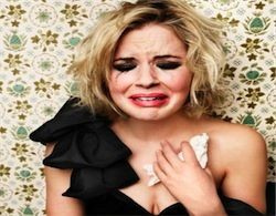 Женщины плачут дольше