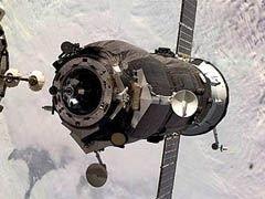 """Космический корабль \""""Прогресс\"""" пристыковался к МКС"""