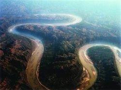 """В Китае начали проект \""""поворота рек\"""""""