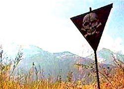Грузия обвинила Россию в минировании абхазской границы