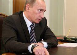 Путин велел улучшить качество российских дорог