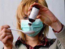 В России число зараженных H1N1 превысило 850 человек