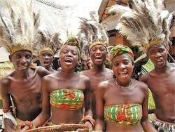 Численность населения Африки достигла 1 млрд человек