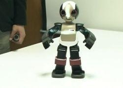 В Японии создали прыгающего робота