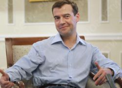 Систему слежения за флотом Медведев назвал Arctic Sea