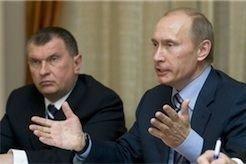 Сечин исправит то, что не удалось сделать Путину?