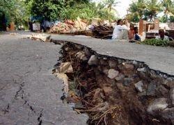 Два землетрясения подряд произошли у побережья Чили