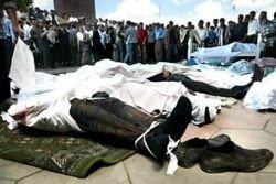 Правозащитники против поставок оружия Узбекистану