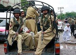Пакистанская армия уничтожила 25 лагерей талибов