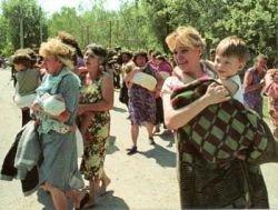 Чечня: Компенсации в пользу мятежников