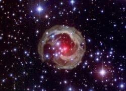 Астрономы увидели взрыв самой удаленной звезды