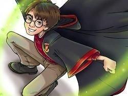 За костюм Гарри Поттера можно попасть под суд