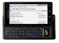 Представлен смартфон с голосовым поисковиком