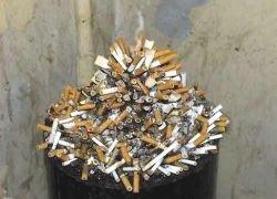 Каждый пятый умерший от рака был курильщиком