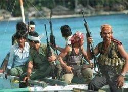Российские моряки попали в плен к сомалийским пиратам