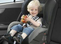 За перевозку ребенка без детского кресла грозит 2 года