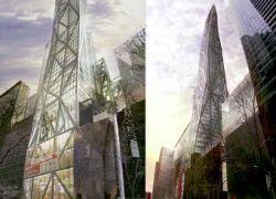 В Америке появится  музейный небоскреб