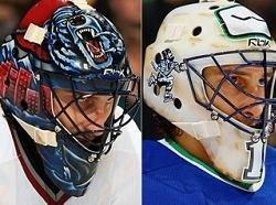 Болельщики выбрали лучший рисунок на шлеме