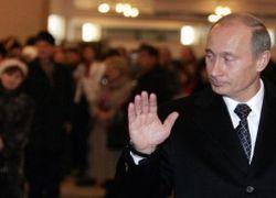 В 2012 году россияне ждут возвращения Путина