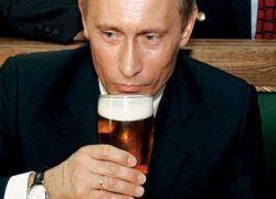 Путин возьмет рынок алкоголя под личный контроль
