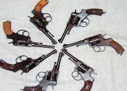 В Подмосковье оружием владеют 230 тыс человек
