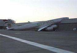 Арабы не справились с самолетом за $200 млн