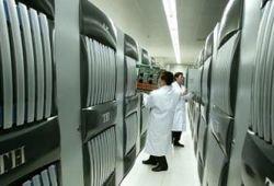 В Китае заработал мощнейший суперкомпьютер планеты