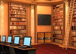 Интернет-библиотеки теснят книгопечатание