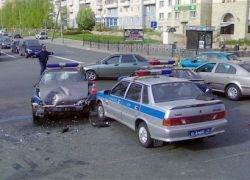 ГАИ стала чаще опаздывать на место аварии