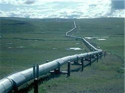 В Польше лопнул газопровод