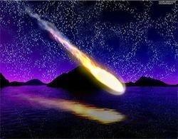 Над Индонезией взорвался необнаруженный метеорит