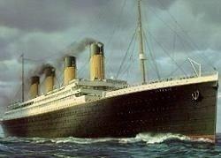 """Обломки \""""Титаника\"""" могут поднять в 2010 году"""