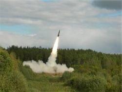 На учениях в Ленинградской области взорвалась ракета