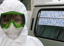 В РФ число случаев H1N1 приближается к 2000