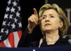 """Клинтон указала местонахождение главарей \""""Аль-Каиды\"""""""