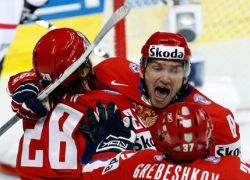 Александр Овечкин сделал дубль в матче НХЛ