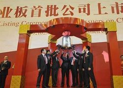 Китай запустил аналог американской биржи Nasdaq